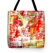 The City 37 Tote Bag