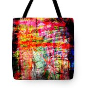 The City 45 Tote Bag