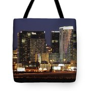 The City Center At Las Vegas Strip Tote Bag