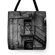 The City Is A Poem  Tote Bag by Bob Orsillo