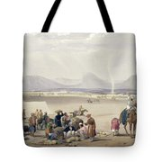 The City Of Candahar, From Sketches Tote Bag