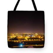The City Of Jerusalem Tote Bag