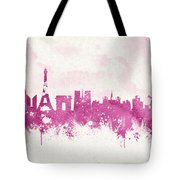The City Of Love Tote Bag