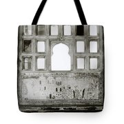 The City Palace Window Tote Bag