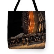 The Clarinet And The Concertina Tote Bag