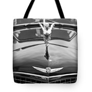 The Classic Cadillac Car At The Concours D Elegance. Tote Bag
