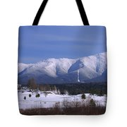 The Classic Mount Washington Hotel Shot Tote Bag