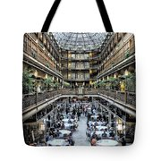 The Cleveland Arcade Tote Bag