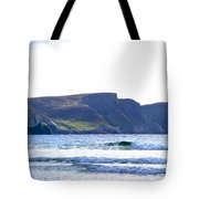 The Cliffs Of Western Eire Tote Bag