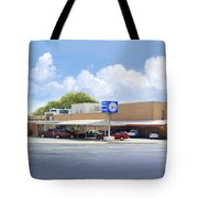 The Clock Drive-in Tote Bag