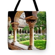 The Cloisters Tote Bag