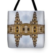 The Clones Of The Church Ruins Tote Bag