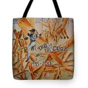 The Closer Tote Bag by Elaine Duras