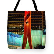 The Clothes Pin Tote Bag