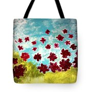 The Cloud Has Lifted Tote Bag