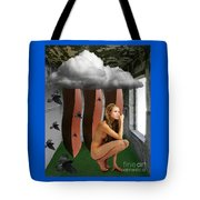 The Cloud Room Tote Bag