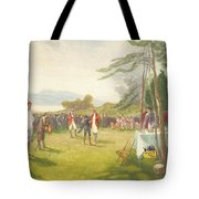 The Clubs The Thing Tote Bag