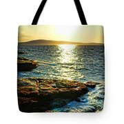 The Coast Of Maine Tote Bag
