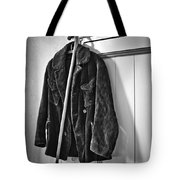 The Coat And The Cane Tote Bag