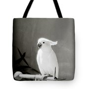 The Cockatoo Tote Bag