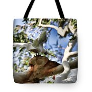 The Cockie Show Tote Bag