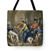 The Cockpit, Battle Of The Nile Tote Bag