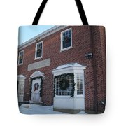 The Cold Spring Harbor Firehouse Tote Bag