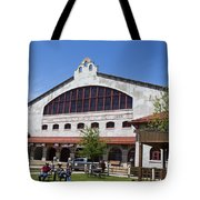 The Coliseum Fort Worth Texas Tote Bag