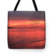 The Color Of Night Tote Bag