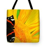 The Color Of Summer Tote Bag