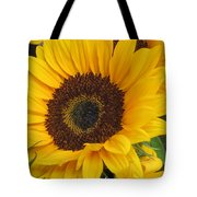 The Color Of Summer - Sunflower Tote Bag