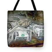 The Color Of The Money Tote Bag