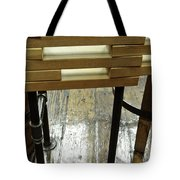 The Color Of Wood Tote Bag