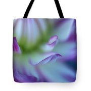 The Color Purple Tote Bag by Kathy Yates