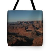 The Colorado River At Dead Horse State Park Tote Bag