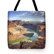 The Colors Of Canyonlands Tote Bag