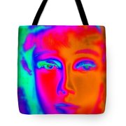 The Colors Of Cassandra Tote Bag