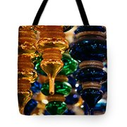 The Colors Of Christmas Tote Bag