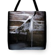 The Colors Of Cold Tote Bag