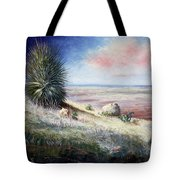 The Colors Of Evening Tote Bag