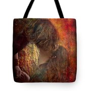 The Colors Of Love Tote Bag