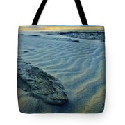 The Colors Of Sand Tote Bag