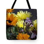 The Colors Of Spring Tote Bag