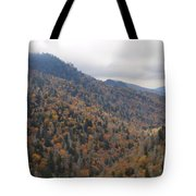 The Colors Of The Smokies Tote Bag