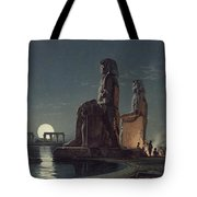 The Colossi Of Memnon, Thebes, One Tote Bag
