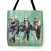 The Colt Whisperers Tote Bag