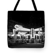The Comet Roller Coaster - St Louis 1950 Tote Bag