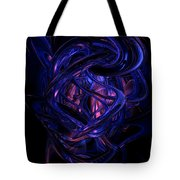 The Coming Abstract Tote Bag