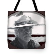 The Commancheros Homage 1961 Lee Marvin Monte Walsh Old Tucson Arizona 1969 Tote Bag