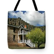 The Commandants Quarters Tote Bag